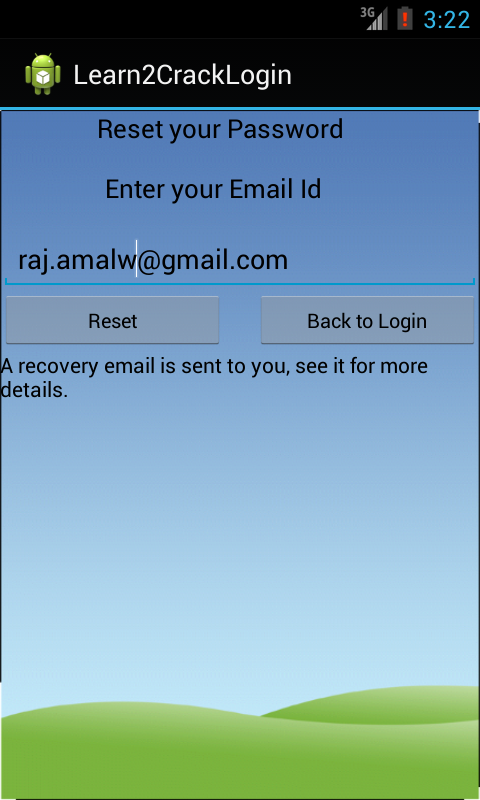 Develop a Complete Android Login Registration System with PHP, MySQL