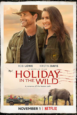 Poster Holiday In The Wild 2019 Dual Audio HD 720p