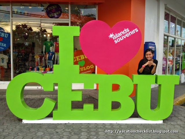 Tourist Spots in Cebu, Philippines