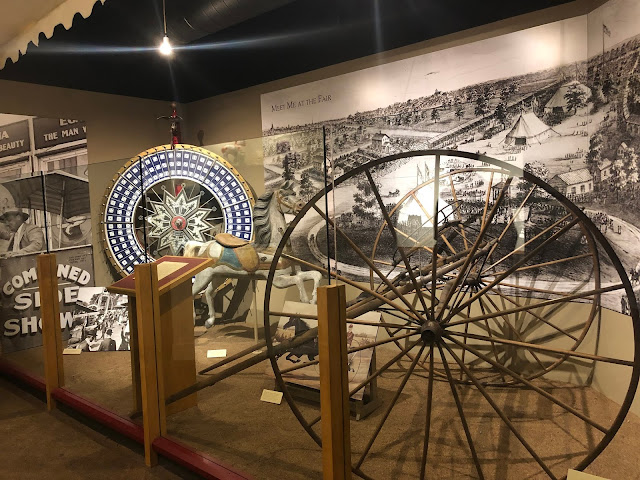 The Wisconsin State Fair has a long history in bringing together Wisconsites!