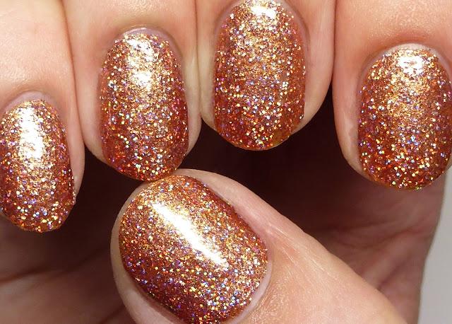 Grace Full Nail Polish Copper Boom