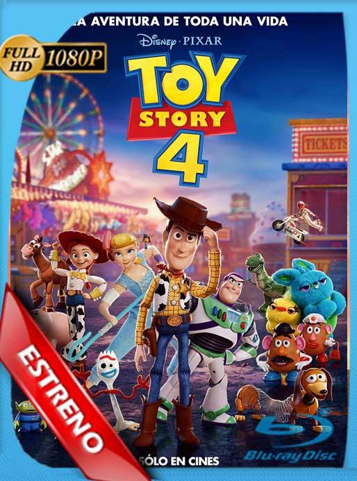 Toy Story 4 (2019) HD [1080p] Latino [GoogleDrive] SilvestreHD
