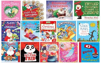 a9cee01c8c5c7 Advent Bundles aren't Scholastics only book packs - we've written before  about the Laugh Out Loud Awards (vote until Dec 8th) and Scholastic have a  pack of ...