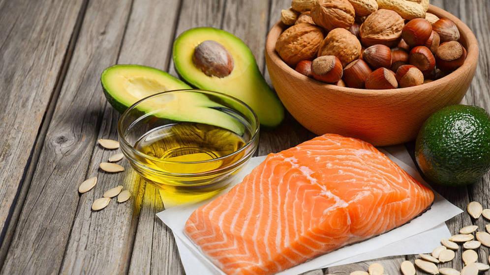 pérdida de grasa de frutas y verduras