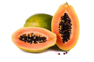 how to remove acne scars with papaya