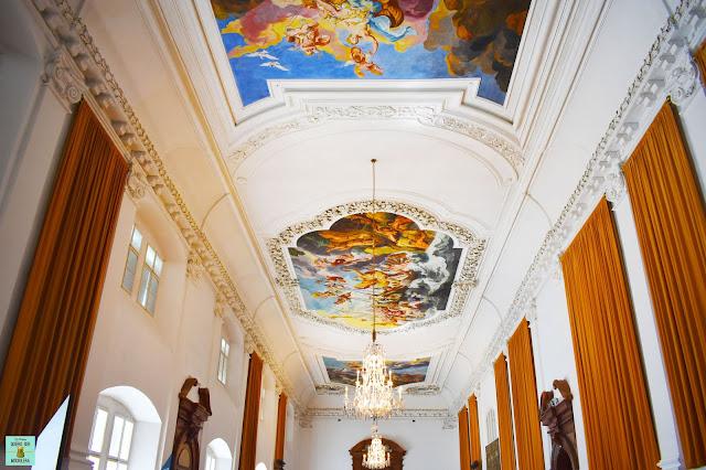 Alte Residence de Salzburg, Austria