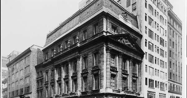 Daytonian in Manhattan: The Lost Duveen Brothers Bldg
