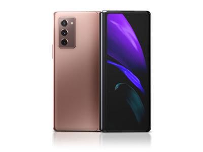 Spesifikasi Samsung Galaxy W21 5G