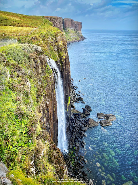 mealt falls kilt rock isle of skye must see things best views cottage portree fairy pools accommodation fairy glen skye