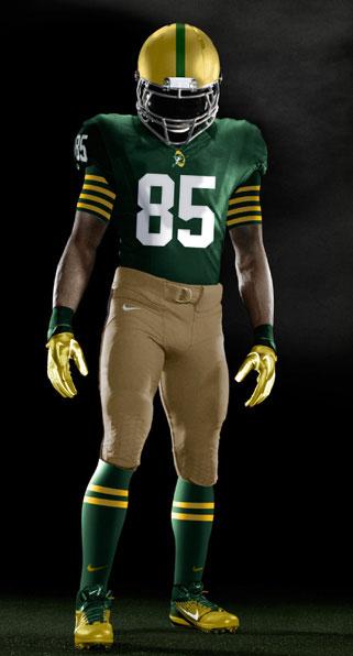 6b8b087ec It has never been a regular part of the Packers  uniform