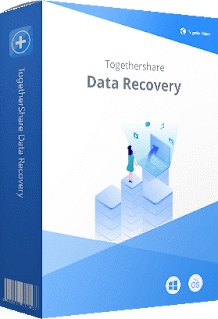 TS data recovery software