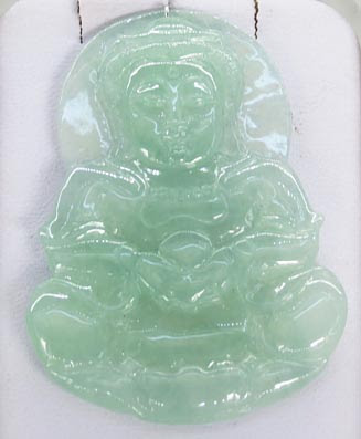 """Mutton Fat"" jade transpareny"