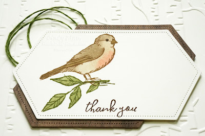Heart's Delight Cards, 2019 AC Sneak Peek, Free As A Bird, Stampin' Up!