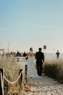 Sanibel Island wedding ceremony