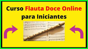 Curso Online de Flauta Doce  -Método Infantil vol.1