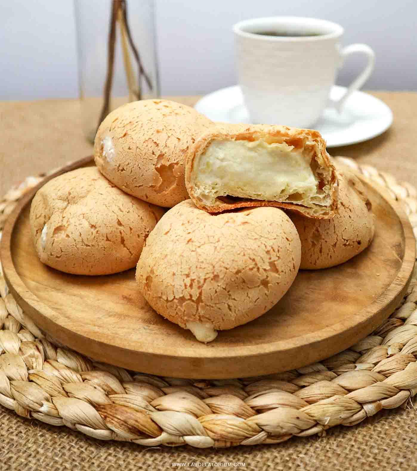 Durian Chewy Soes Choux - Menu Terlaris Belah Doeren Penganan Durian Kekinian