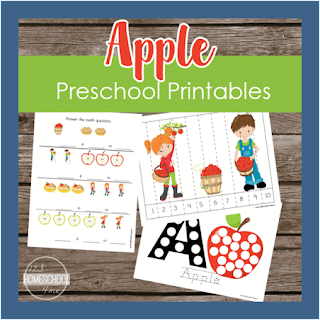 alphabet preschool worksheets