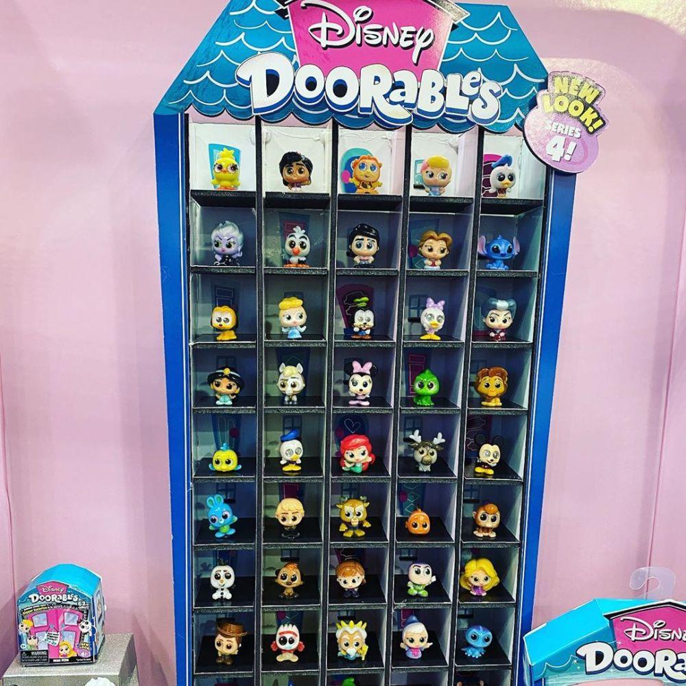 Фигурки Disney Doorables новинки игрушек 2020