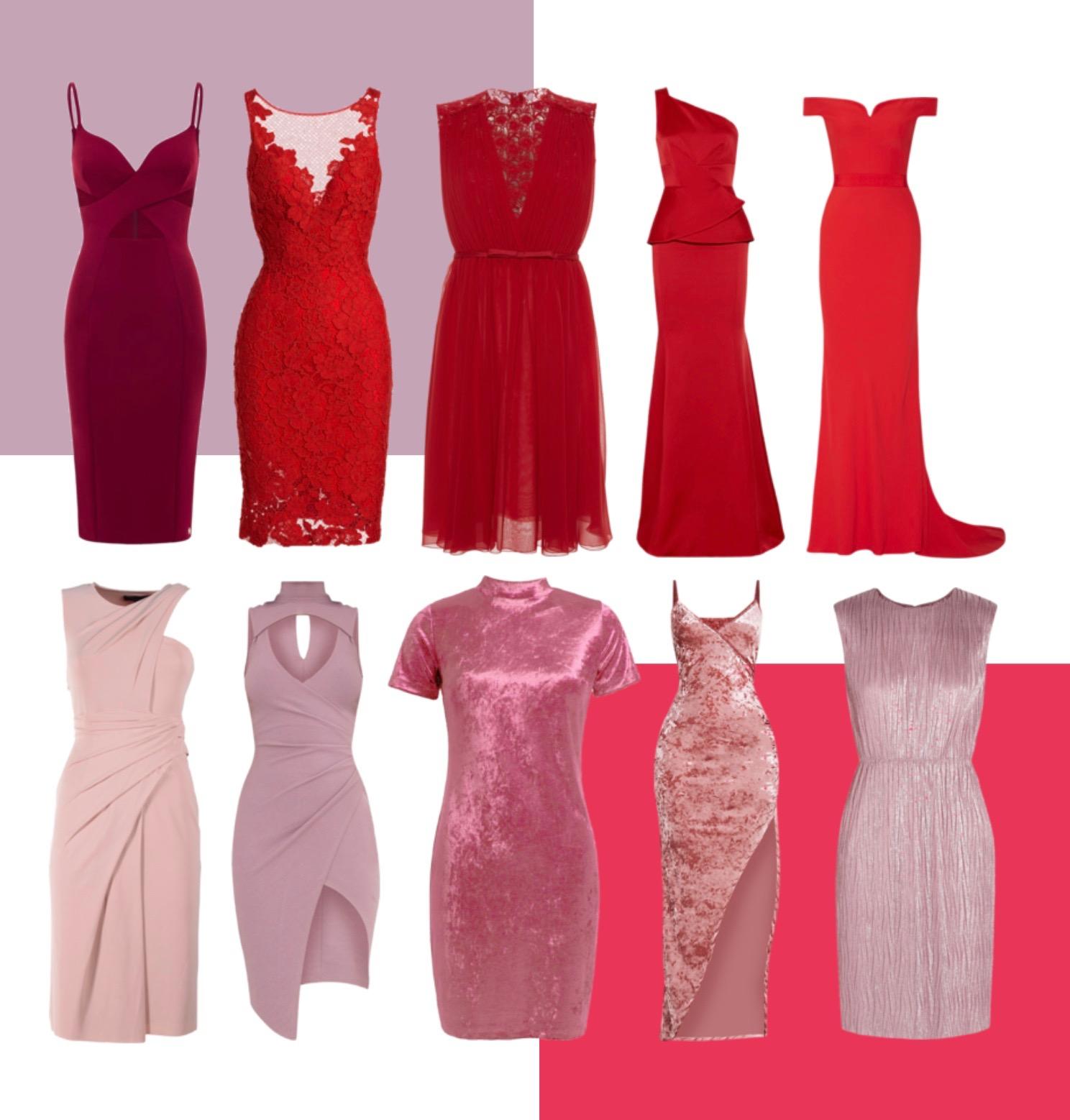 Galentine's Day Dress Style Inspiration
