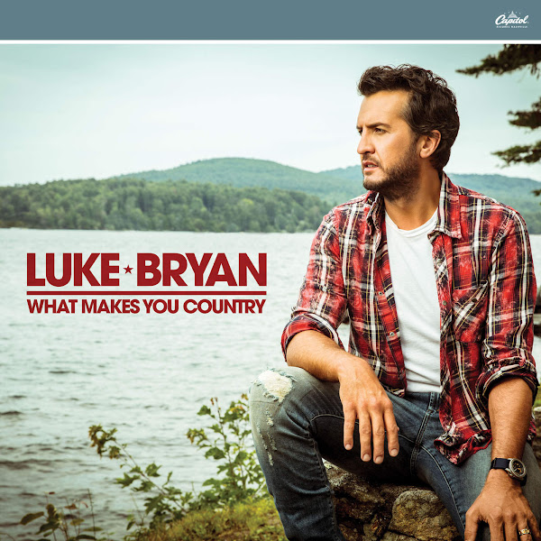 Luke Bryan - Most People Are Good - Single Cover