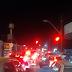 Trânsito lento na Bernardo Vieira, sentido Zona Norte