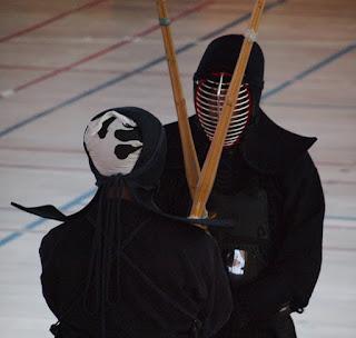 combate de kendo