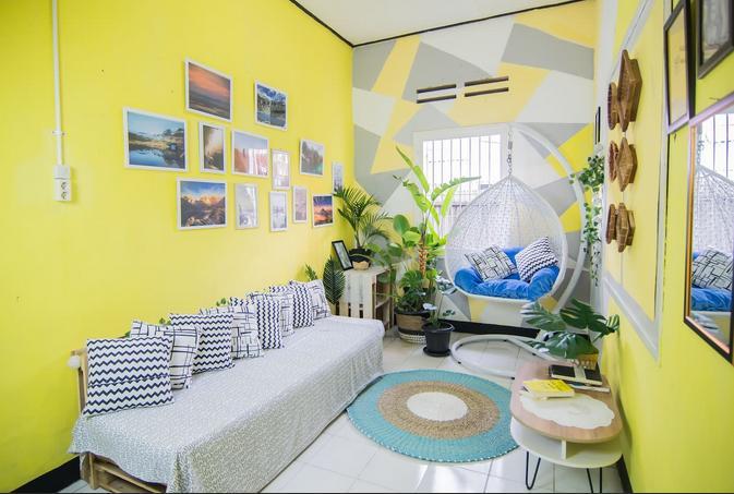 sewa rumah airbnb di jogja