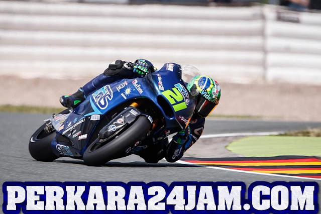Nafsu Franco Morbidelli Pada Balapan MotoGP Begitu Besar