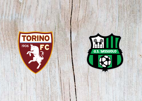 Torino vs Sassuolo - Highlights 12 May 2019