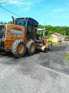 Prefeitura de Registro-SP intensifica os serviços de manutenção