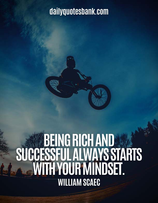 Success Quotes On Strong Mindset