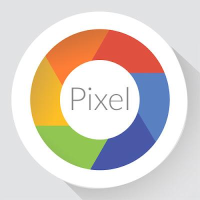 pixel google camera