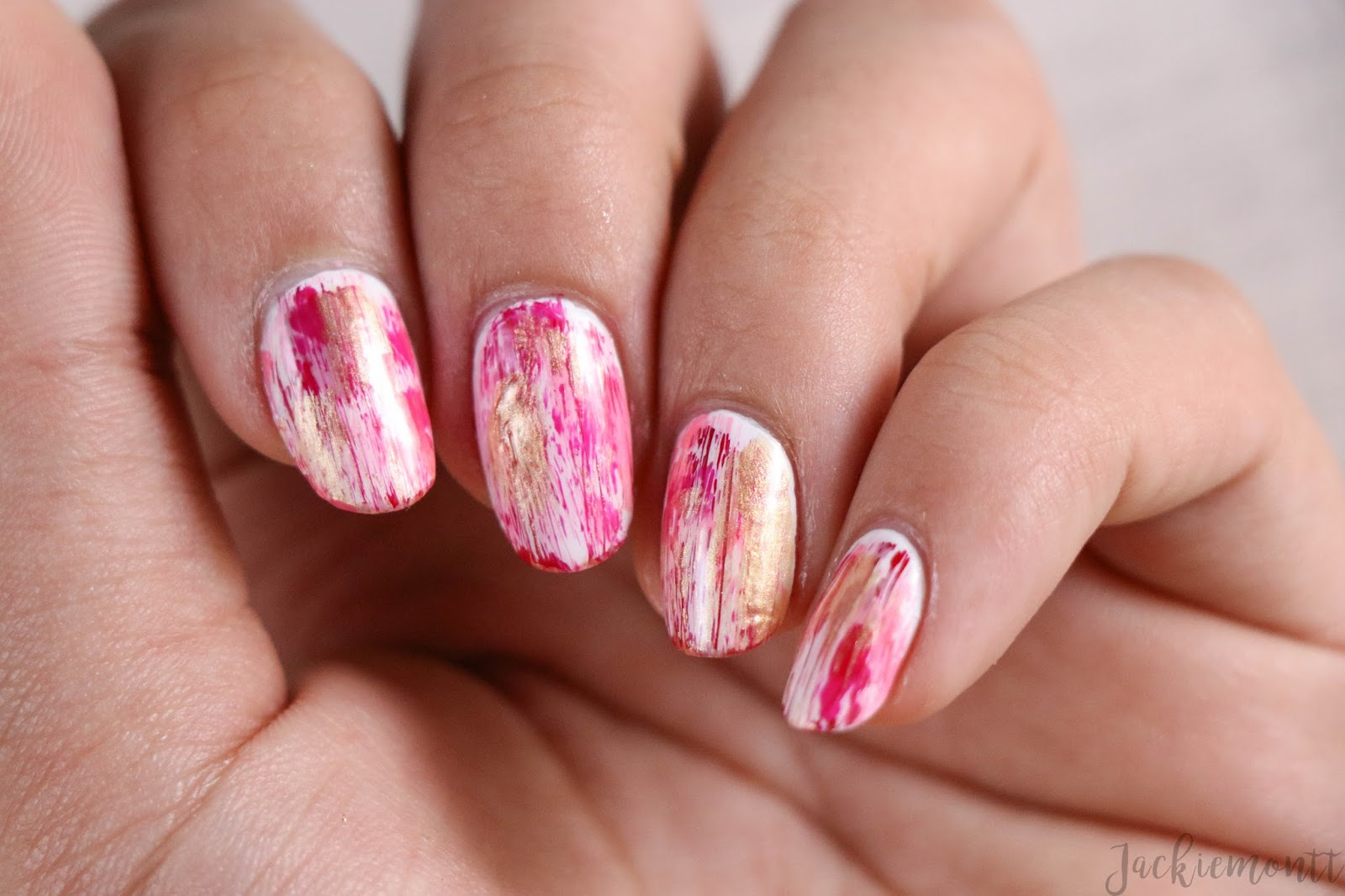 3 Adorable Valentine S Day Nail Art Designs For Every Skill Level