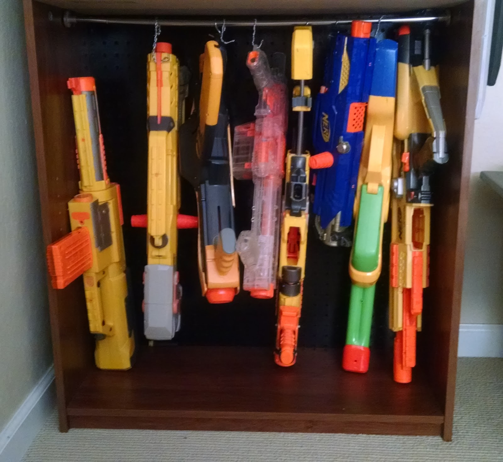 Mishmashers The Ultimate Nerf Arsenal