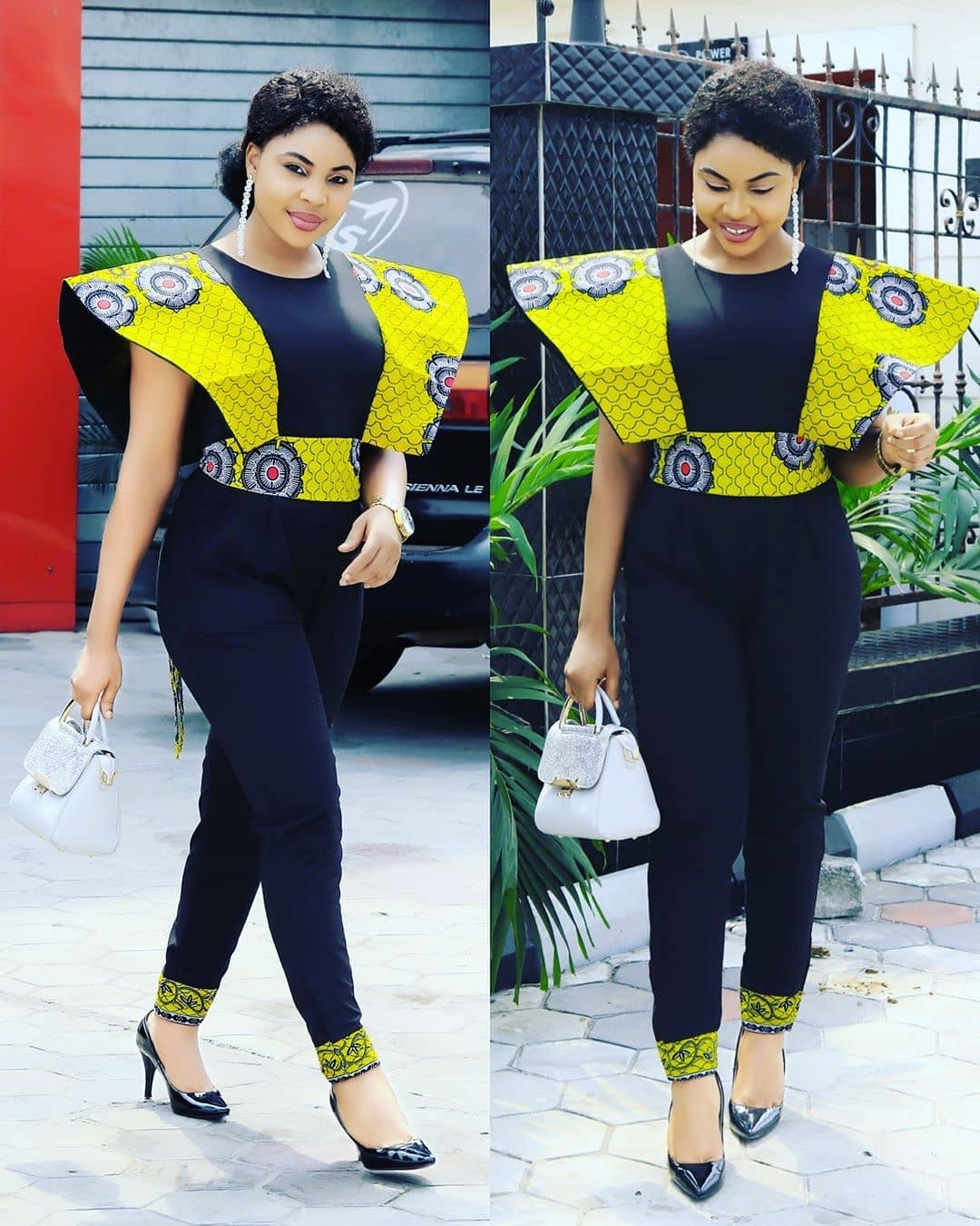 2019 African Print Women Jumpsuits Styles For Beautiful