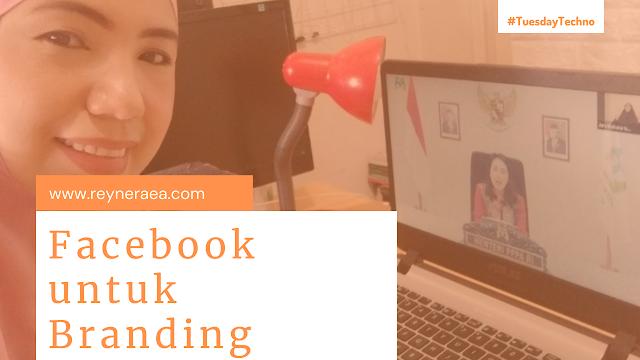 facebook untuk branding