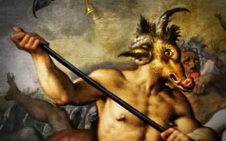 Οι μορφές του Σατανά μέσα στους αιώνες…
