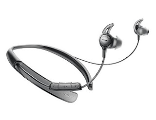 Best Earbuds: Bose QuietControl 30 Wireless Headphones