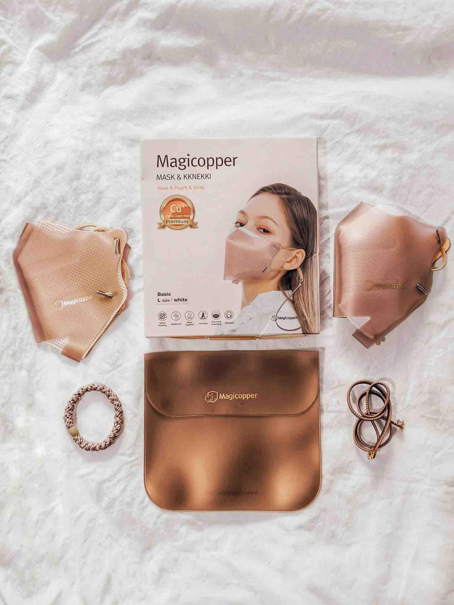 Magicopper Mask & KKNEKKI Berkualiti Tinggi Dari Korea