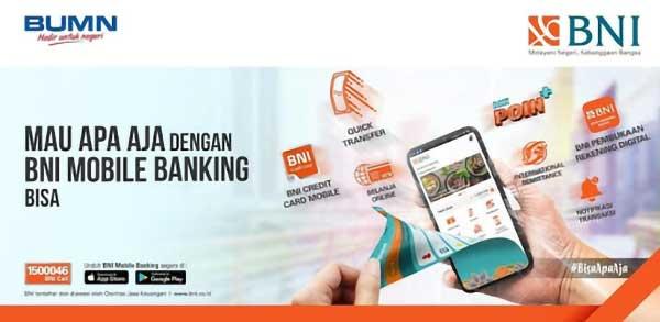 Cara Aktivasi BNI Mobile Banking Tanpa ke Kantor Cabang