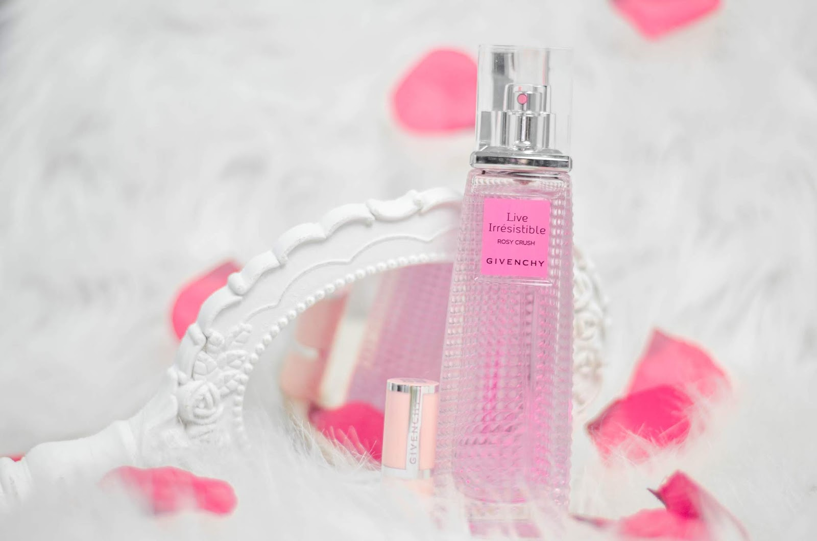 Live Irresistible Rosy Crush Givenchy MllexCeline Blog Lyon