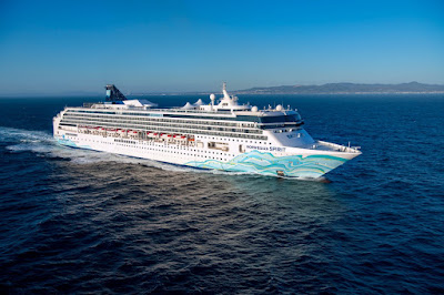 Norwegian Cruise Line's Norwegian Spirit Roaming the Globe Since Her Massive Refit - Mediterranean, Suez Canal, Capetown South Africa, Barbados