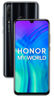 Honor 20i received price-cut for limited-period, recent price Rs. 10,999