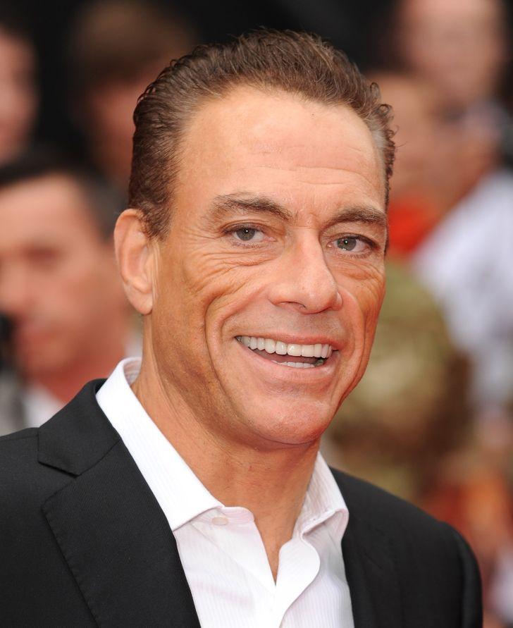 Jean-Claude Van Damme — Jean-Claude Camille François Van Varenberg