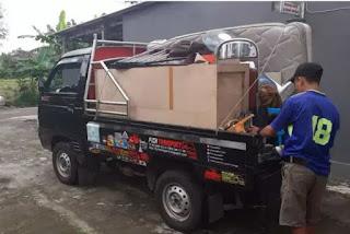 Jasa angkut angkut barang pindahan pickup zeropa zakaria Rp 50.000