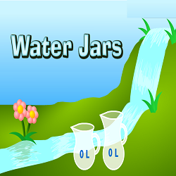 Water Jars (Online Brain Teaser)