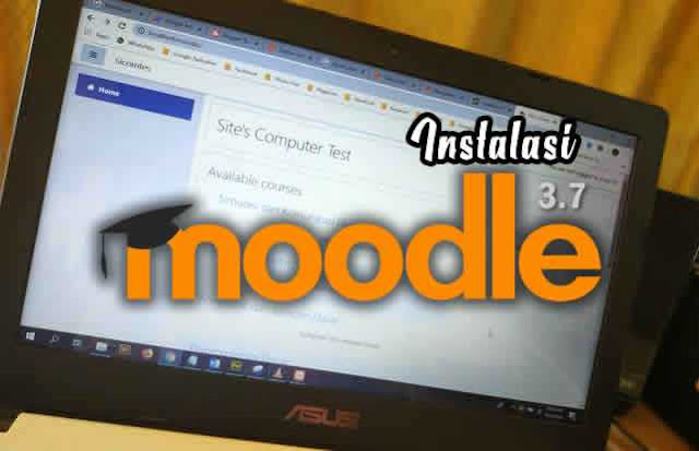 Cara Mudah Menginstall Moodle Versi 3
