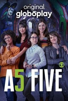 As Five 1ª Temporada Torrent – WEB-DL 720p Nacional