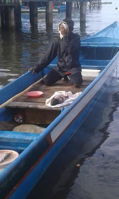 Ditemukan lagi Jasad Bayi di Tanjung Wagom