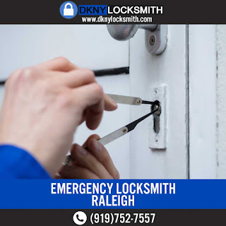 North Carolina Emergency Locksmith | DKNY Locksmith